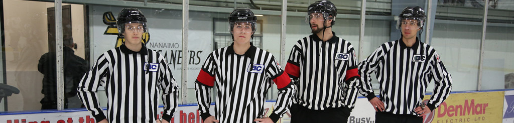 Referees & Officials